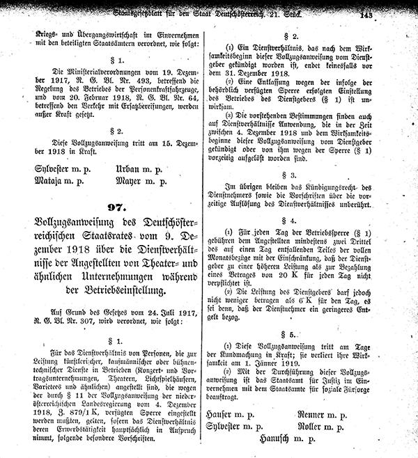 Staatsgesetzblatt