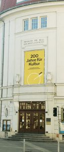 mdw-Stammhaus Lothringerstraße