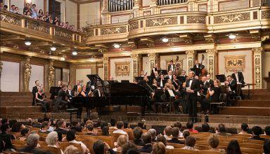 Goldener Saal Musikverein Wien