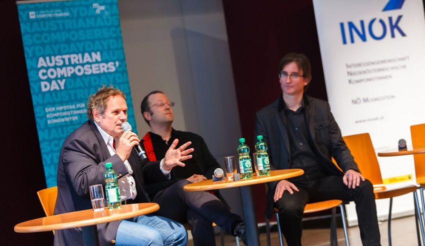 Fokus: Young Composers ©ÖKB / Markus Sepperer