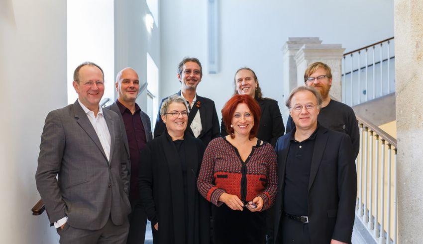 v.l.n.r.: Naske, Huber, Palme, Straub, Suchy, Sobotnik, Kukelka, Trischler ©ÖKB / Markus Sepperer