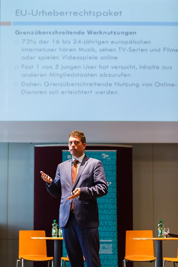 Paul Fischer (Jurist AKM) ©ÖKB / Markus Sepperer