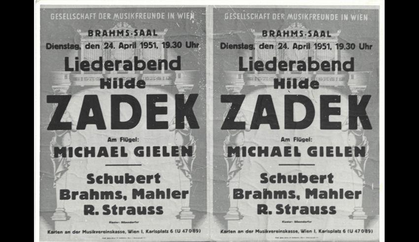 Hilde Zadek