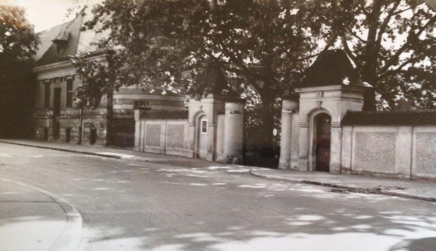 Palais Cumberland Tor