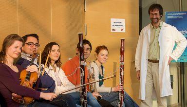 Musiker Sprechstunde