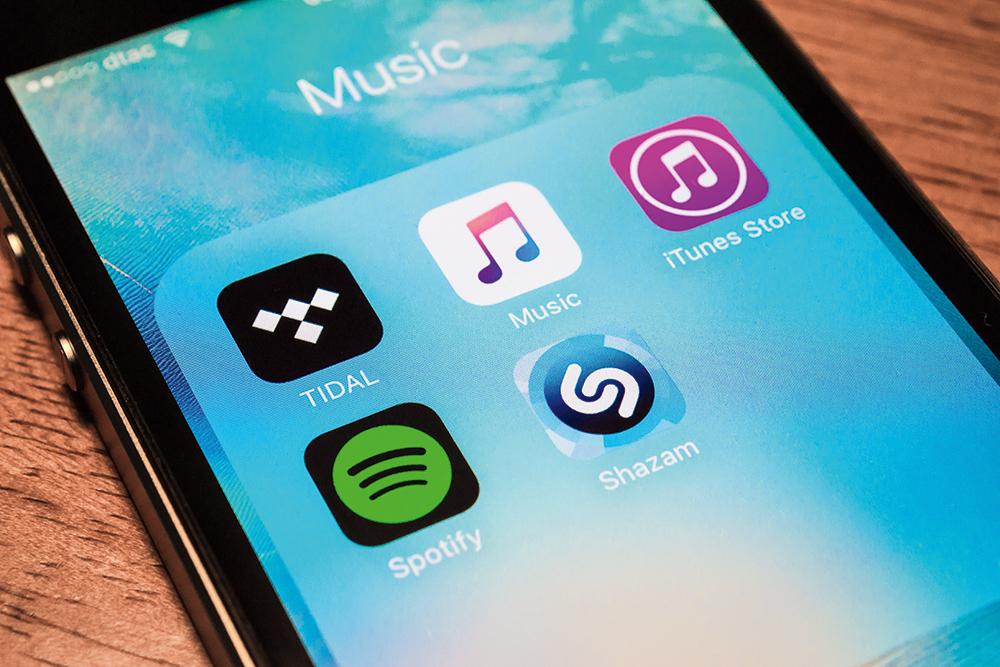 Musikvertrieb