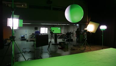 Filmstudio der Filmakademie Wien