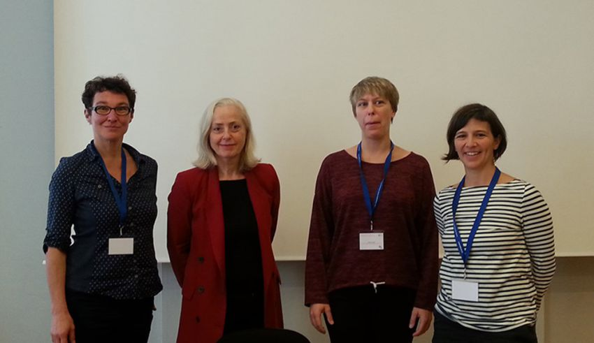 Panel Forschen zwischen Wissenschaft und Kunst