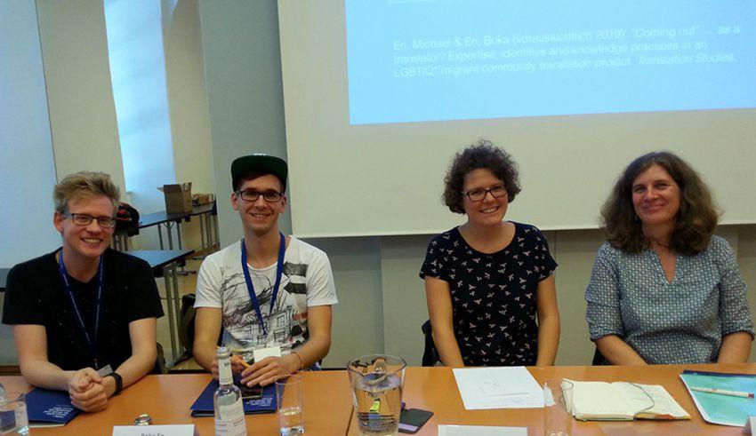 Panel Marginalisierung und Empowerment