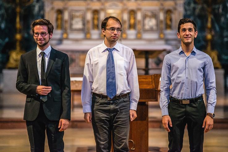 Orgelwettbewerb