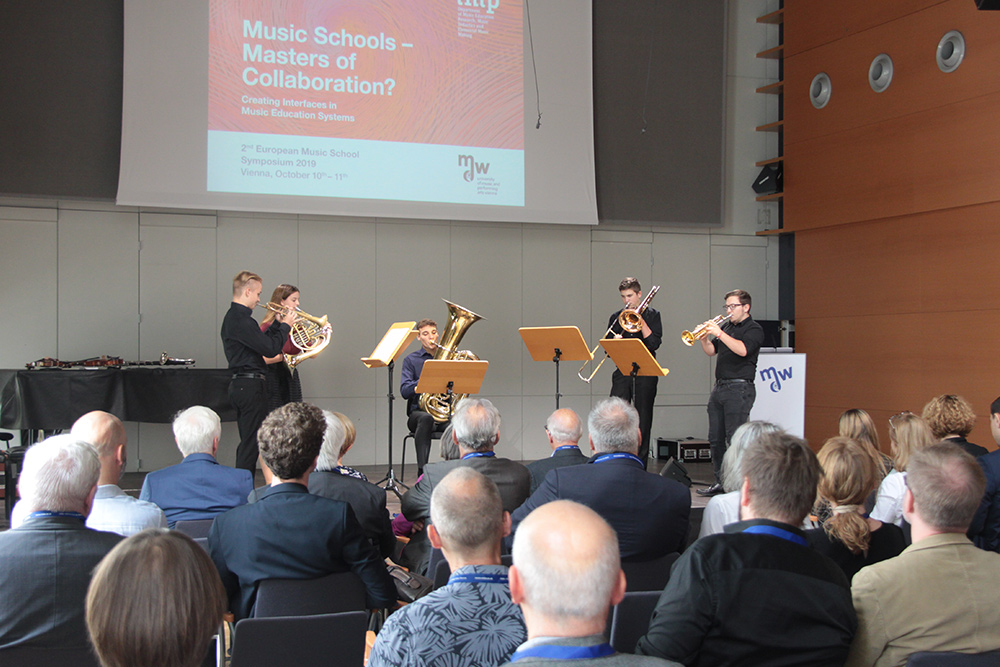 Music Schools - Masters of Collaboration
