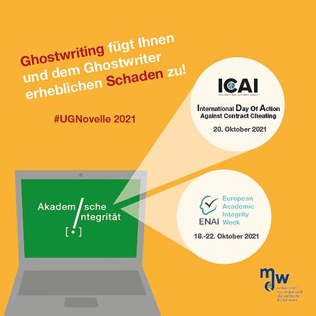 IDoA against Contract Cheating / European Academic Integrity Week