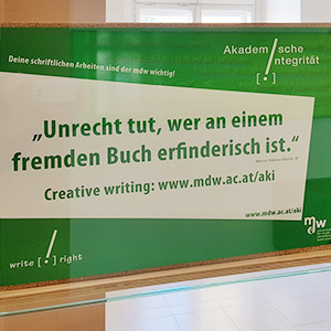 Plakat aus der AKI Kampagne