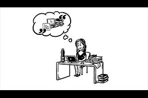 """""""Warum zitieren?"""" - Ein Erklärfilm / Video der Universität Konstanz"""