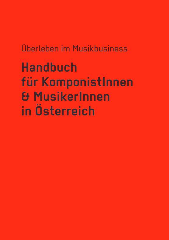 Handbuch für Österreichische Komponist_innen