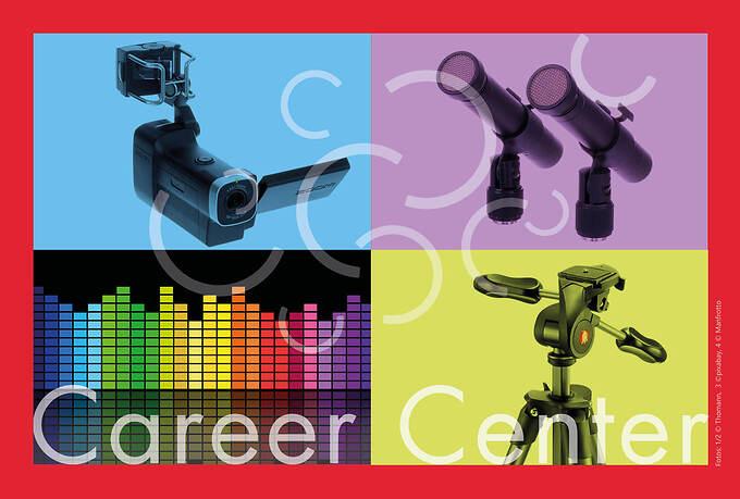 Collage Camcorder Verleih