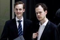 Maximilian Flieder und Thomas Auner, Foto von Marie Auner