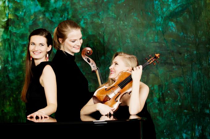 Mitglieder des Trio Artio
