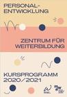 Kursprogramm Zentrum für Weiterbildung 2020/21