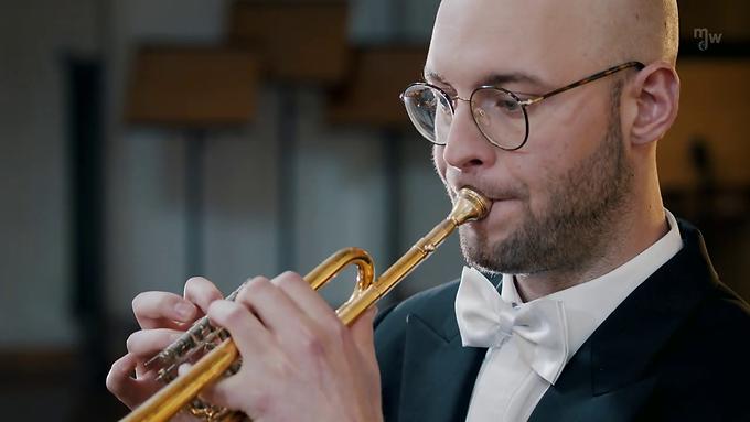 Bernhard Bittermann, Trompete