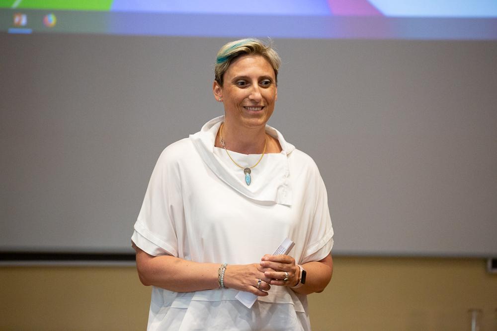Dagmar Abfalter, Mitglied des isaScience-Leitungsteams seit 2018.