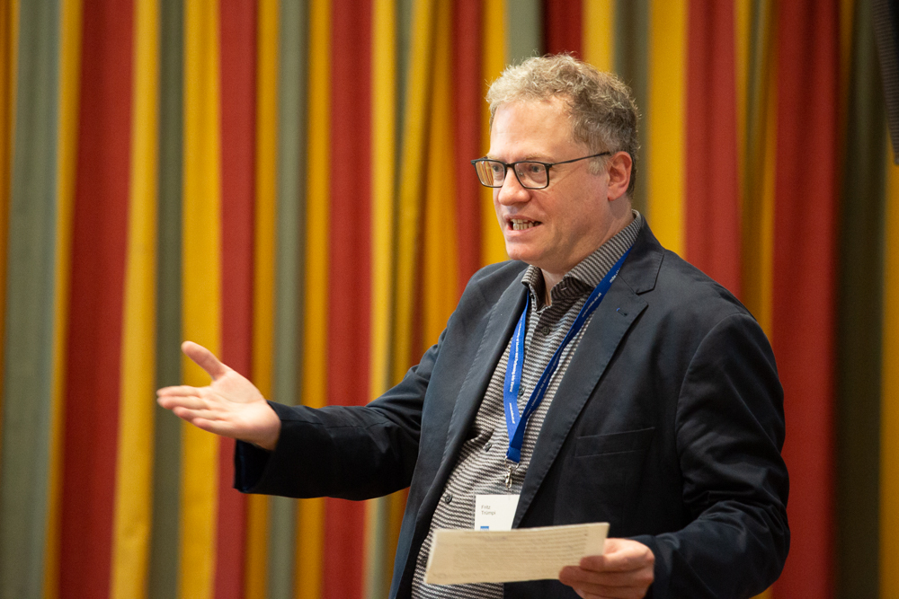 Fritz Trümpi,  Mitglied des isaScience-Leitungsteams seit 2018.