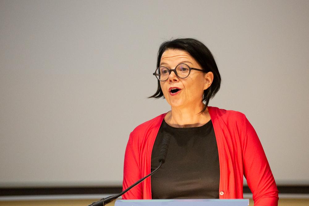 Rosa Reitsamer,  Mitglied des isaScience-Leitungsteams seit 2018.