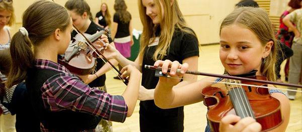 Inklusives Musizieren mit Kindern