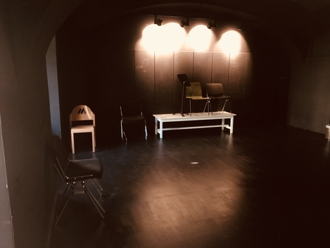 Ruth-Berghaus-Probebühne