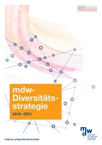 Plakat zur Präsentation der mdw-Diversitätsstrategie am 17.6.2019