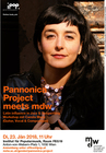Plakat: Pannonica Project meets mdw - Camila Meza