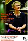 Plakat: Pannonica Project meets mdw - Hülsmann