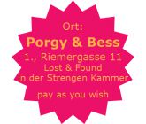Button: Ort: Porgy & Bess