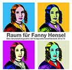 Plakat: Raum für Fanny Hensel