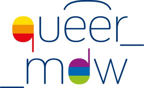 Logo der Senats-AG queer_mdw