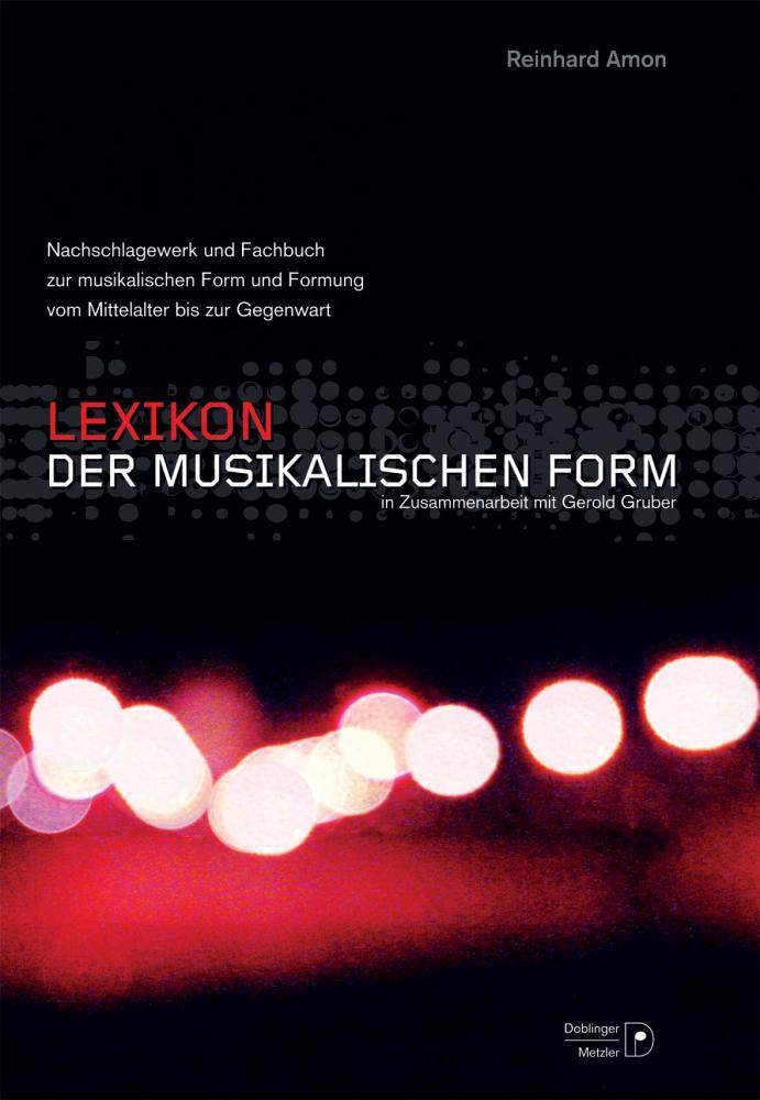 Lexikon der musikalischen Form - R. Amon