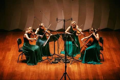 Selini Quartett Foto credit: Grzesiek Mart