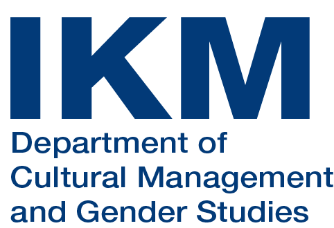 Department of Cultural Management and Gender Studies (IKM)