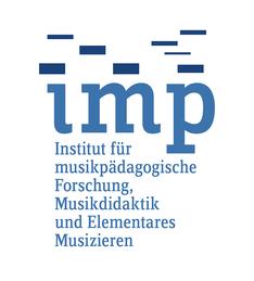 IMP-Logo mit Schriftzug unten - groß