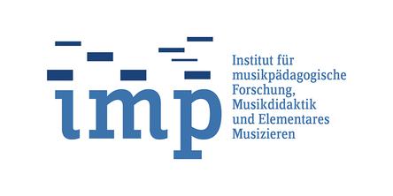 IMP-Logo mit Schriftzug rechts - klein