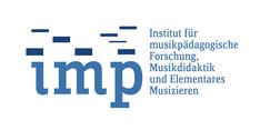 IMP-Logo mit Schriftzug rechts - groß