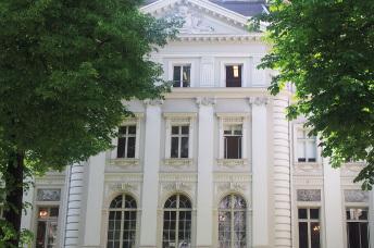 IMP-Gebäude in der Metternichgasse