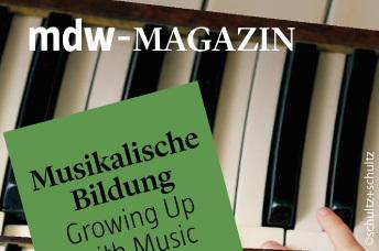mdw-Magazin über Musikalische Bildung