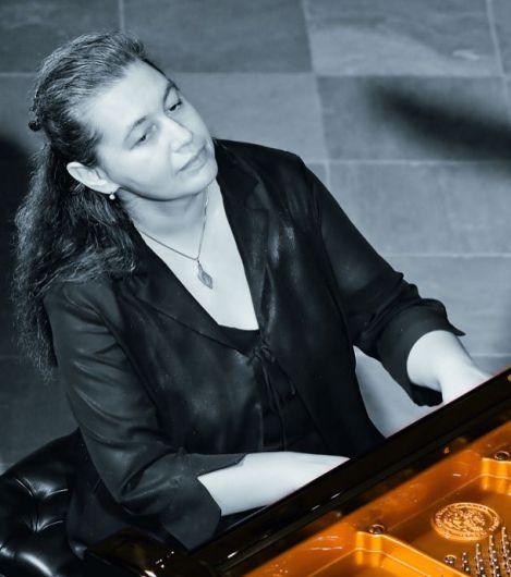 Professorin Liliya Zilberstein