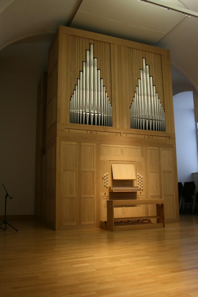 Manufacture d'orgues