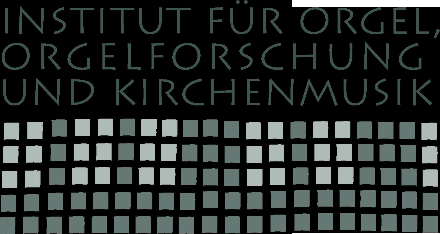 Institut für Orgel, Orgelforschung und Kirchenmusik