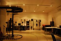Das Akustische Labor des Institutes für musikalische Akustik
