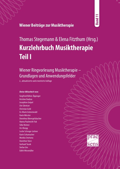 Kurzlehrbuch Musiktherapie