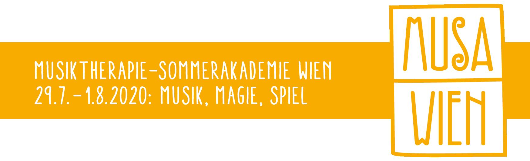 Musiktherapie-Sommerakademie Wien