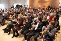 Publikum im Saal